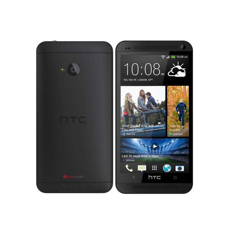 htc 2013 black 3d 3ds