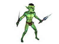 3dFoin Goblin Assassin