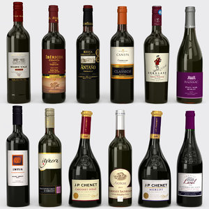 3ds pack dry red wines