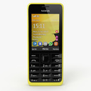 Nokia 301 3D models