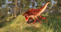 3dFoin Dragon Bug