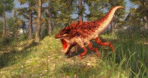 dragon bugs 3d max