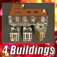 3d building 57-60 collections