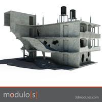 Building ruin A