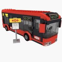 LEGO bus 60026 set