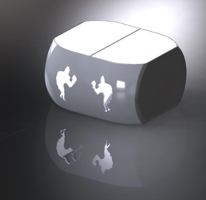 3d light boxe