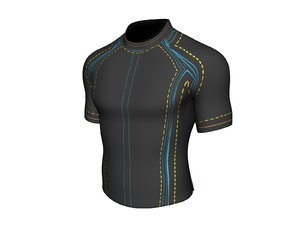 s max cycling jersey