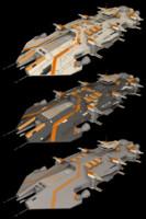 Ender Battlecruiser