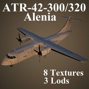 atr-42-300 320 alenia x