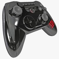 3d model mojo controller