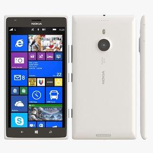 nokia lumia 1520 white max