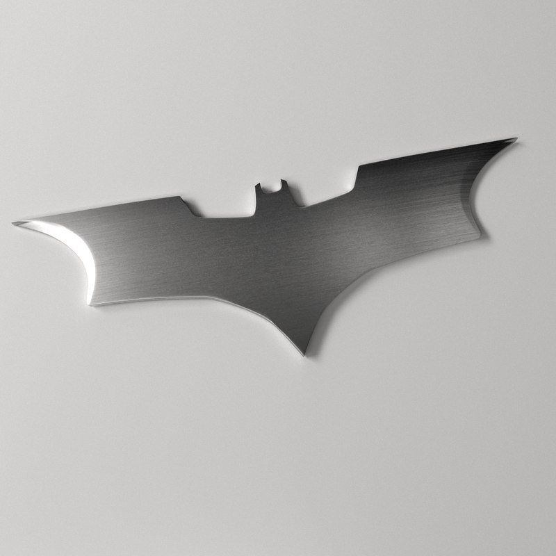 batarang bat 3d 3ds