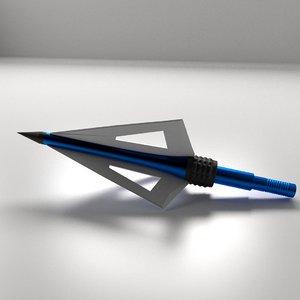 arrow head 3ds