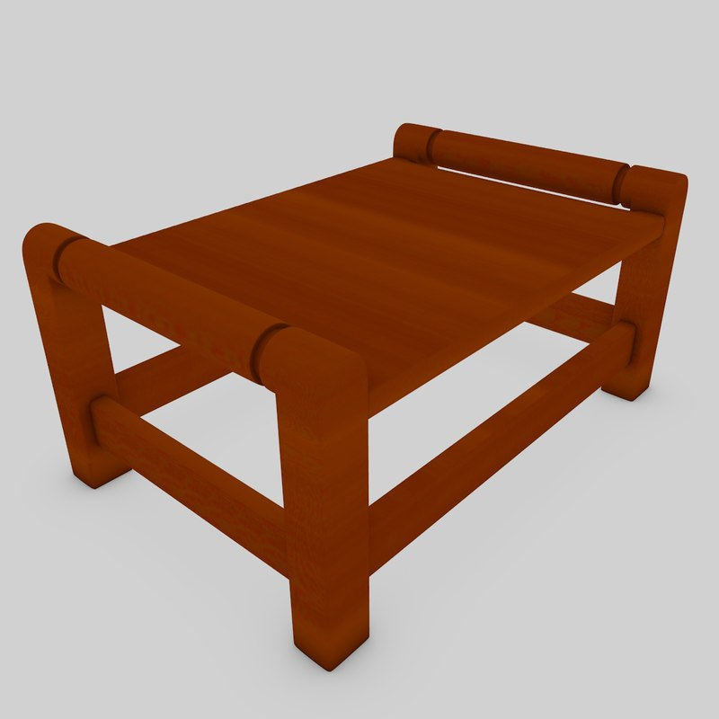 coffee table 3ds free