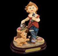 3d decorative statue