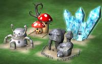 ma fantasy house