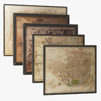 Restoration Hardware Maps