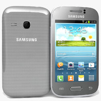 3ds samsung galaxy young s6310