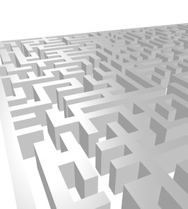 blend labyrinth