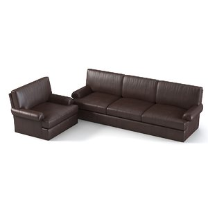 century furniture yukon 3d max