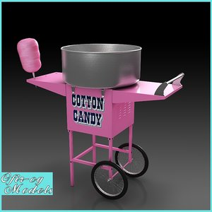 cotton candy machine max