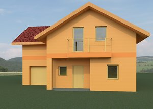 family home house rvt