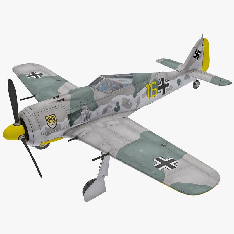 max focke wulf fw 190