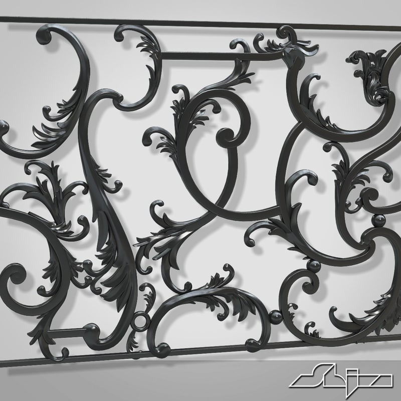 forged fence x