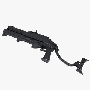 obj gm-94 shotgun 2