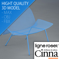 Design Chair - Grillage by François Azambourg - Ligne Roset - Cinna