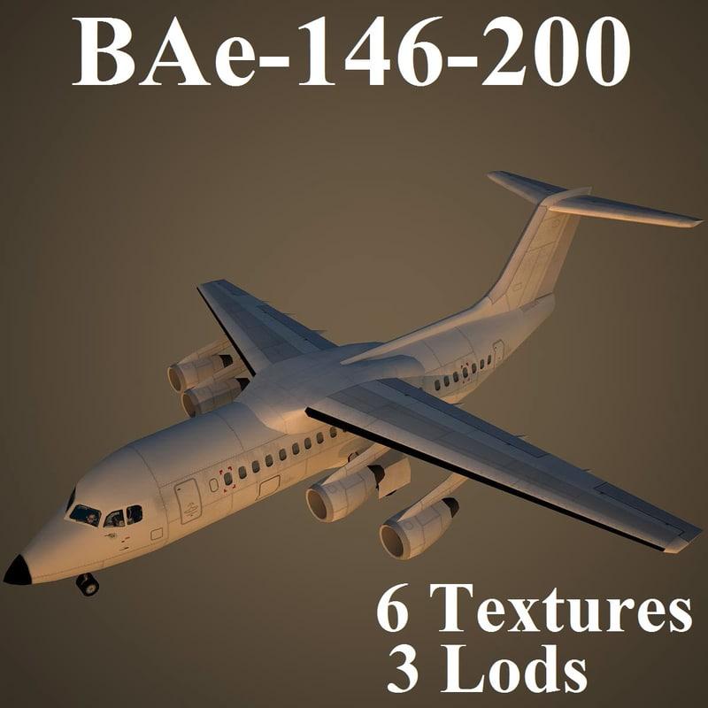 british aerospace 3d max