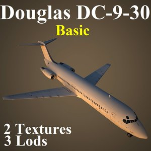 douglas basic 3d max