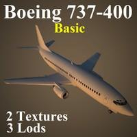 B734 Basic