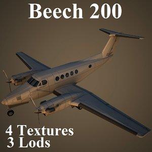 max beech 200