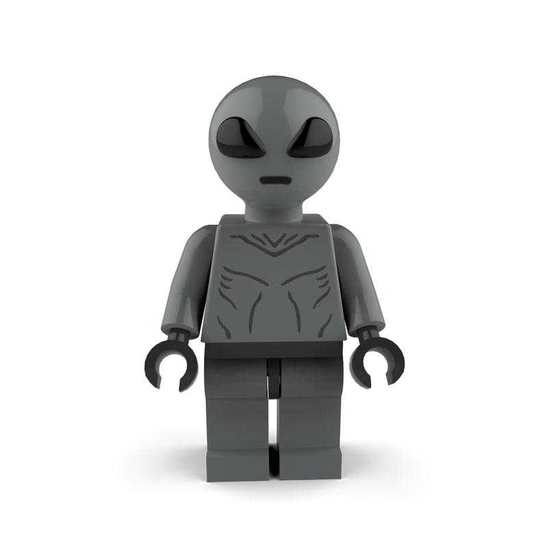 max lego grey