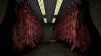 Abattoir 3D environment