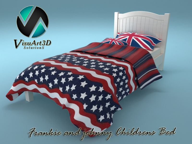 3ds frankie johnny bed