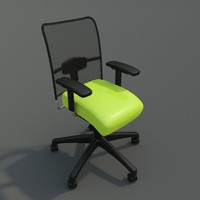 office green chair
