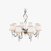 EUROLAMPART JEWELS ANGIE chandelier