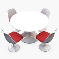 Modern dinning set in few colors