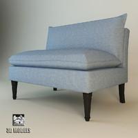 eichholtz sofa maxwell 3d max