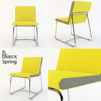 max leolux - spring