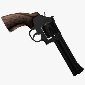 3d 586 revolver model
