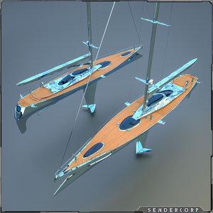 yacht blend