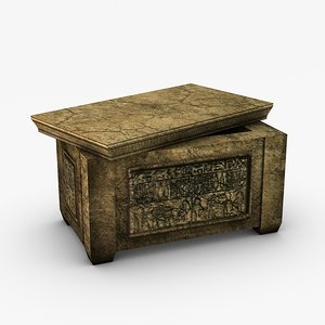 3d model of ancient ark