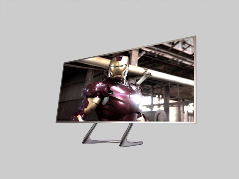 3ds led tv