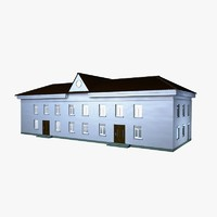 3d house floor