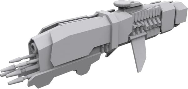 3d 3ds coalition space