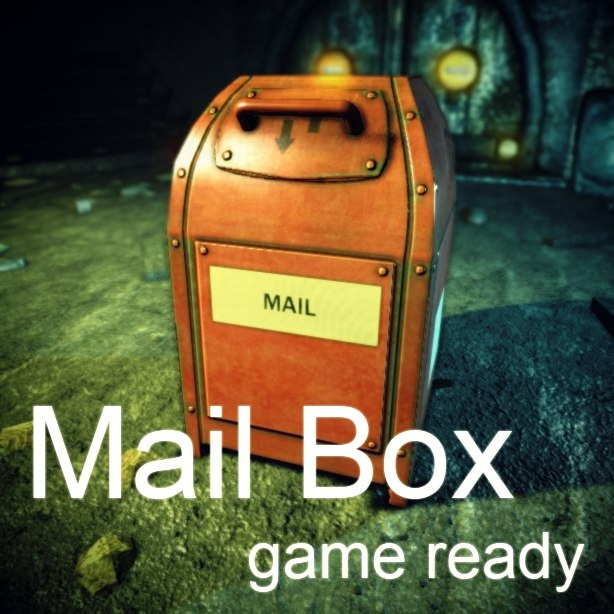 ready mailbox max
