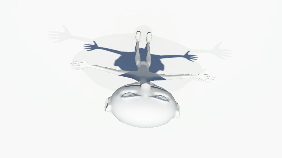maya 3d model